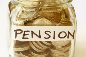 Pension savings-1340626